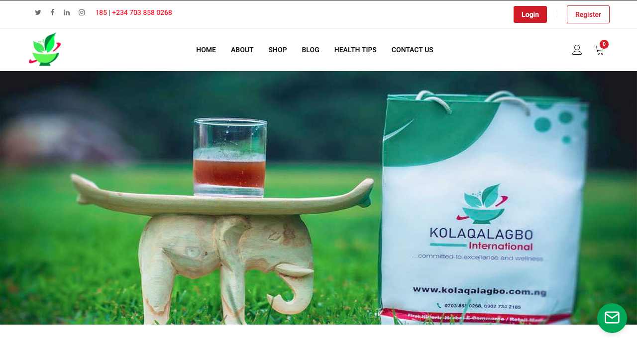 KolaqAlagbo - Herbal Online Store